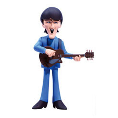 McFarlane Toys Rock n Roll Beatles Saturday Morning Cartoon Set