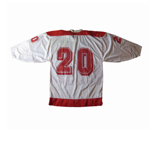 Vintage Russian Official CCCP Game Used Jersey #20 Made By Tackla
