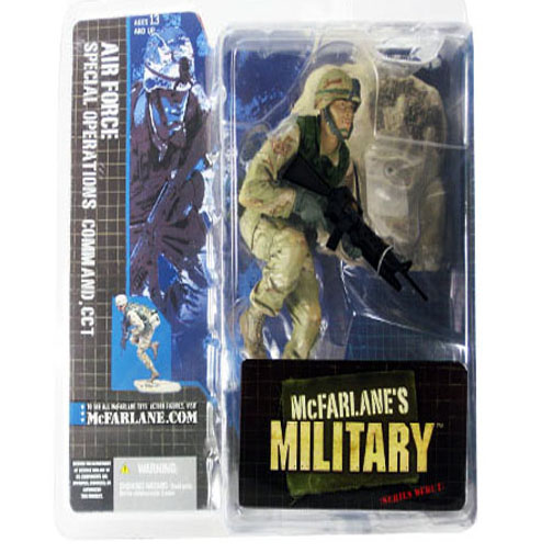 McFarlane Military Air Force Special Operations Command