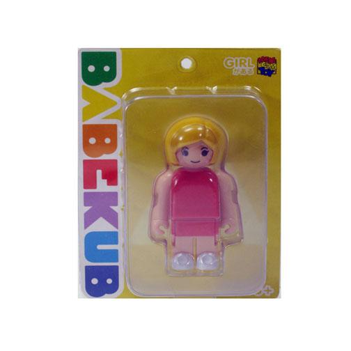 Medicom Toy Babekub Series 1 Kubrick Be@rbrick Girl