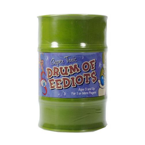 Super Toxic Drum of Eediots (Sababa Toys)