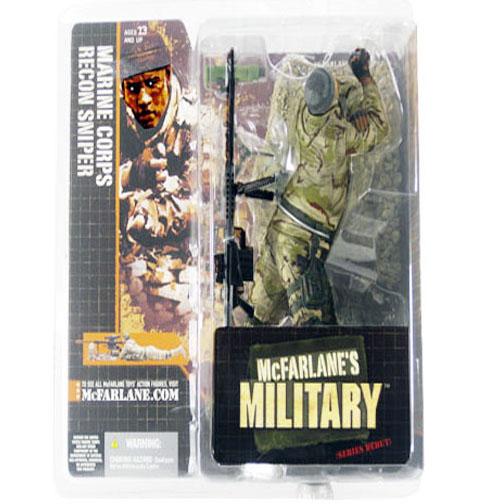 McFarlane Military Action Figure