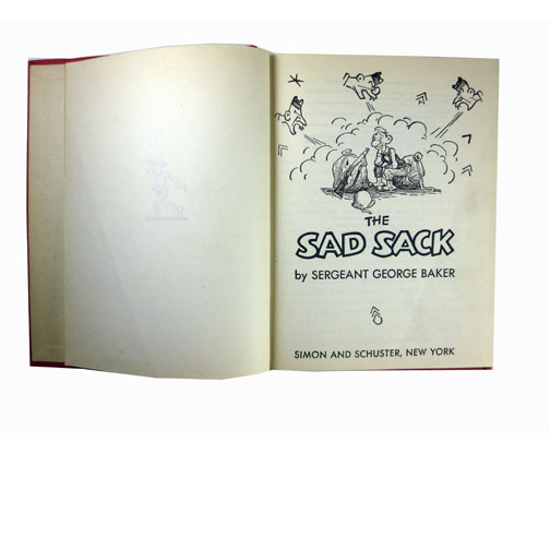 1944 The Sad Sack by Sergeant George Baker